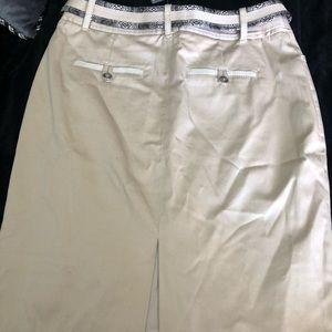 White House Black Market Skirts - Pencil skirt